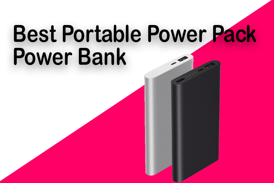Best Portable Power Pack