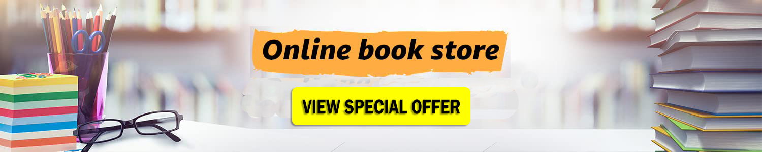 Online Book Store Special Offer
